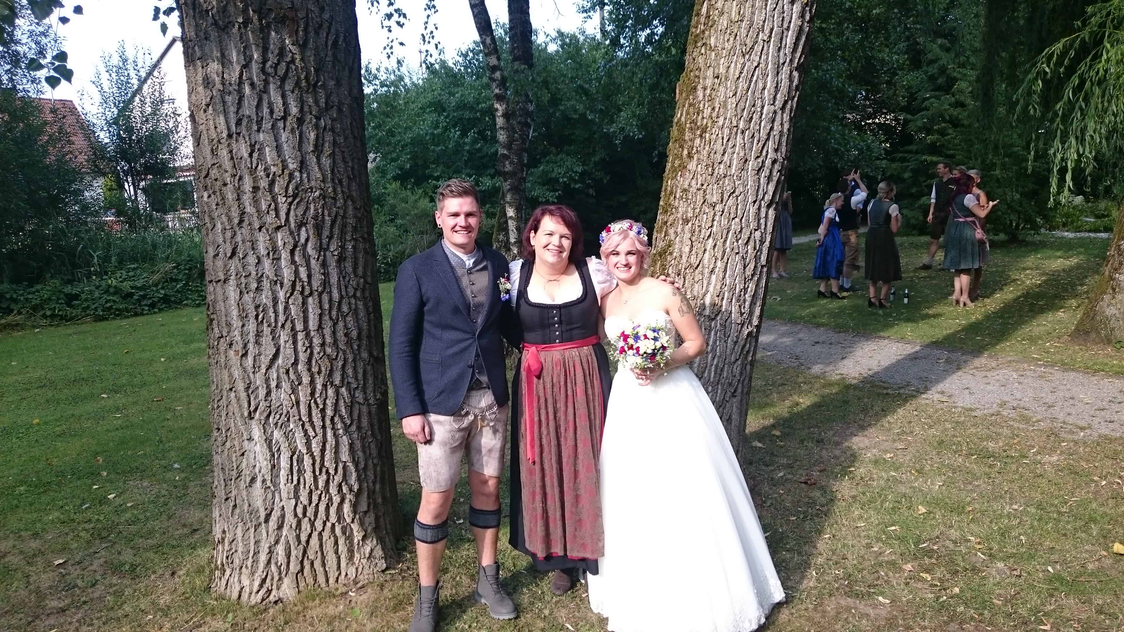 Kathi Grolik bayrische Hochzeitsrednerin